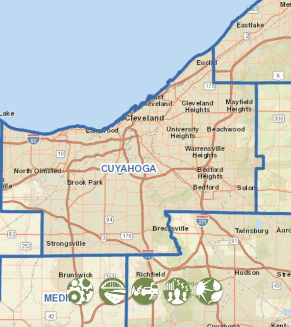 Northeast Ohio Areawide Coordinating Agency Transportation Planning