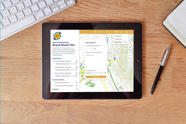 Bicycle Master Plan for Santa Fe Metropolitan Planning Organization