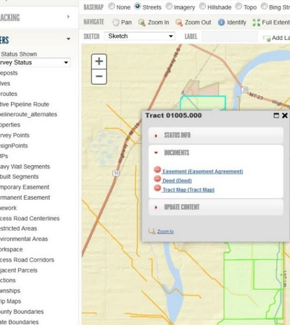 Tierra Plan   Pipeline Project Management System