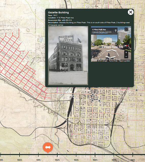 Tierra Plan | Story of Us Historical Museum Display